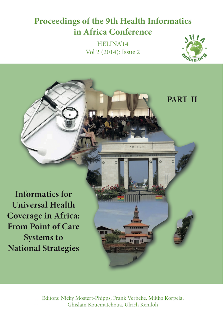 Special issue: Proceedings of the 9th HELINA conference